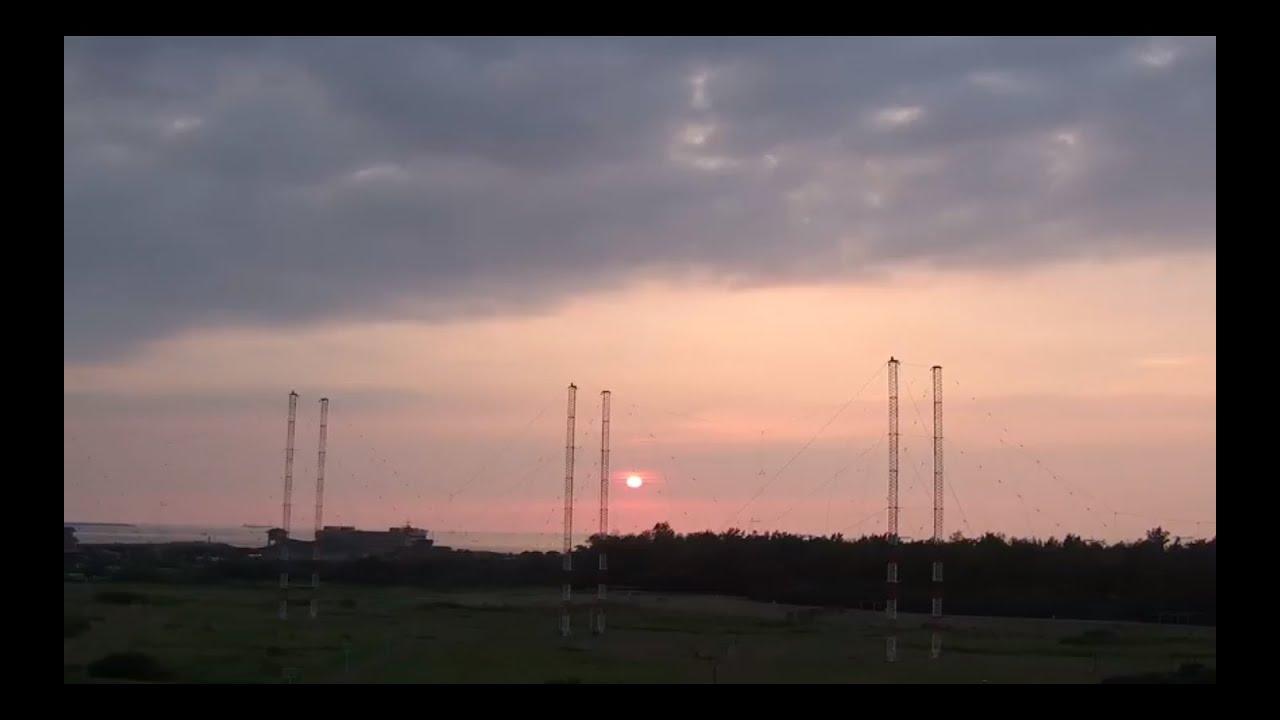 淡水高塔看淡水夕陽