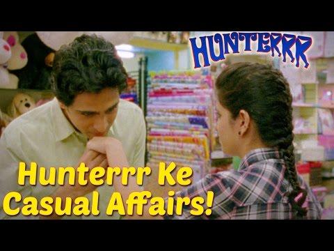 Hunterrr Ke Casual Affairs!   Hunterrr Promo   Gulshan Devaiah, Radhika Apte, Sai Tamhankar