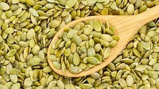 6 Reasons To Eat Pumpkin Seeds Every Day!