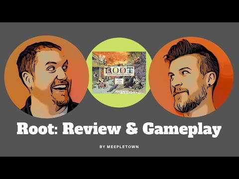 Root: Review & Gameplay - MeepleTown