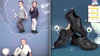 Catálogo Zapatos Andrea Colegial Kids para Niño México 2015