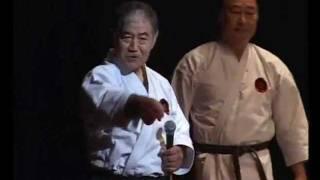 """Видео 3-х выдающихся мастеров каратэ """"Будо лайв"""""""