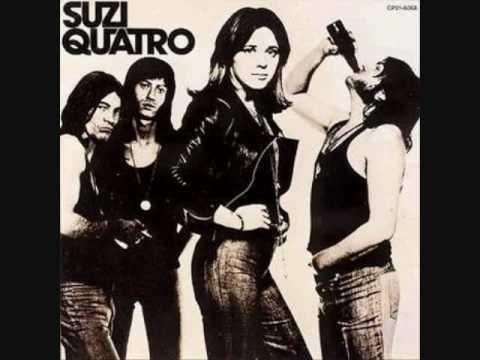 Suzi Quatro-Roxy Roller