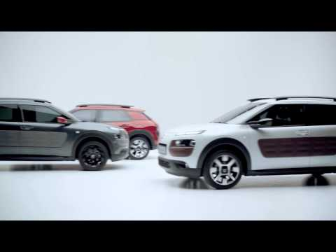 Citroen  C4 Cactus Хетчбек класса C - рекламное видео 2