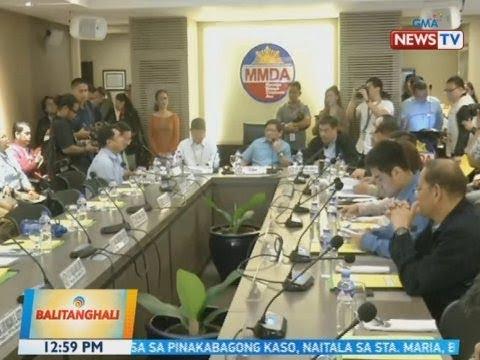 [GMA]  BT: Metro Manila LGU, handa sakaling magpatupad ng lockdown