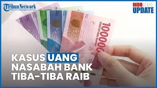 Kronologi Uang Nasabah di Bojonegoro Raib Tiba-tiba, Dari Rp13 Juta Kini Tinggal Rp500 Ribu
