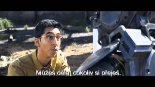 Chappie official trailer - CZ titulky