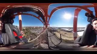 Roller Coaster VR/360 - Over 90 km/h