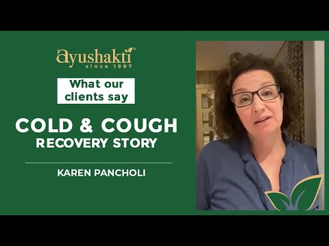 Cold and Cough Recovery Video