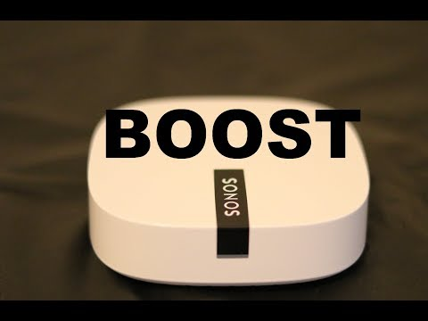 Sonos Boost Review | What is the SONOS Boost?
