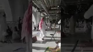 Video: Penangkapan Seseorang di Masjidil Haram Meneriakkan Slogan ISIS