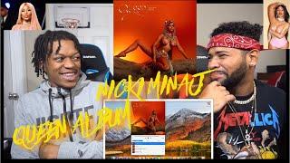 Nicki Minaj - QUEEN - FULL ALBUM REVIEW