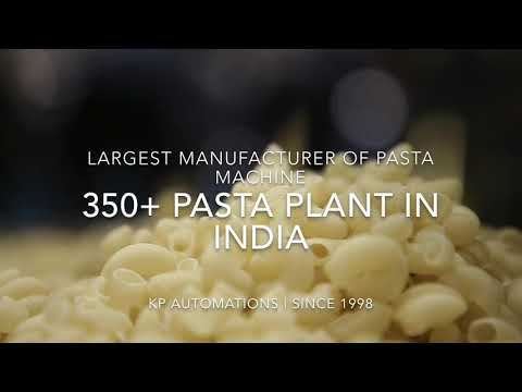 Semi-Automatic Pasta Making Machine