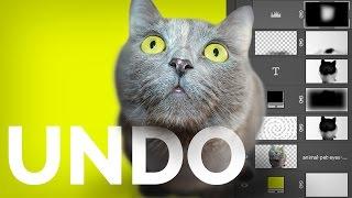 Photoshop Quick Tip: Undo Layer Visibility