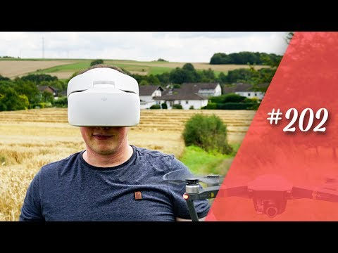 Dji Goggles -  FPV-Brille  // deutsch // in 4K // #202