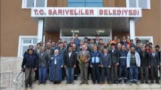 preview picture of video 'SARIVELİLER BELEDİYESİ'