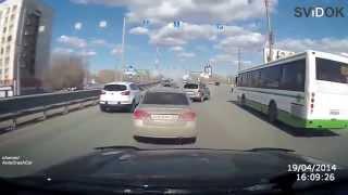 Смотреть онлайн Подборка: Пешеходы наказывают водителей