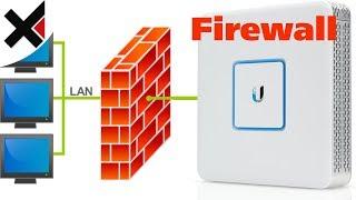 UniFi Firewall einstellen (VLAN Isolation, Security Gateway) | iDomiX