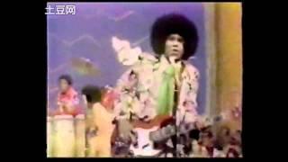 Jermaine Jackson & The Jackson 5 - That's How Love Goes (Flip Wilson Show - 26-10-1972) RARO