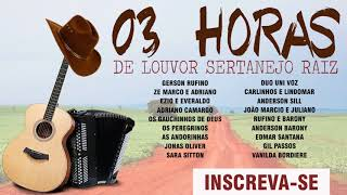03 Horas De Sertanejo Gospel