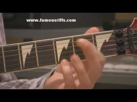 Learn Electric Guitar Lessons - How to play Sweet Home Alabama - Easy Guitar Riffs
