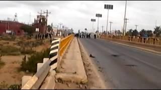 preview picture of video 'Enfrentamiento en San Quintin B.C'