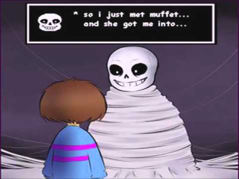Sans and Frisk Comic Dubs Collection
