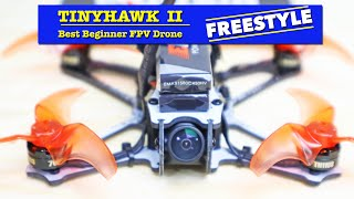 Tinyhawk II Freestyle Review - The BEST Tinyhawk Drone yet!