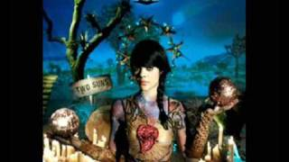 Bat For Lashes - 06 - Siren Song (Two Suns) With Lyrics
