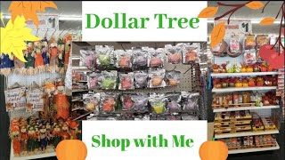 COME WITH ME TO DOLLAR TREE | THE BIG STORE | AUGUST 2018
