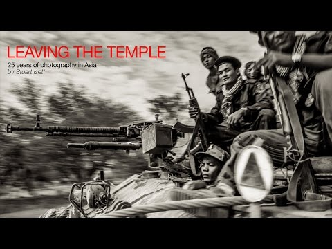 Leaving the Temple - 25 years of photography in Asia