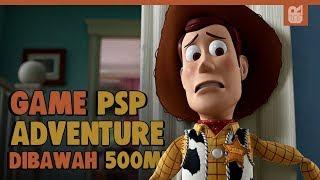 Gambar cover 5 Game PSP Adventure Terbaik Dibawah 500MB | PPSSPP Emulator