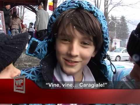 """Vine, vine… Caragiale!"""
