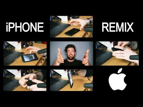 iPhone Ringtone Remix (George Holliday) | 2018