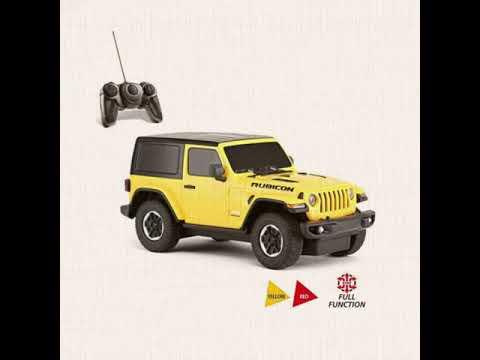 RC Auto Jeep Wrangler 2020 1:24