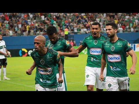Manaus FC 1x0 Coritiba