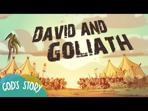God's Story: David and Goliath