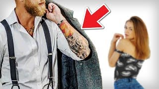 Are Tattoos REALLY Attractive? Top 10 Tattoo Placement & Type Ranking