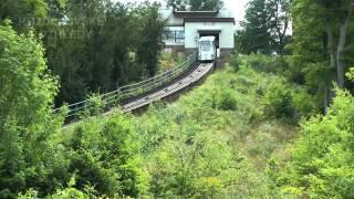 preview picture of video '100 let lanové dráhy na Dianu - Karlovy Vary'