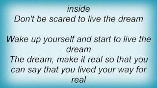 Face Tomorrow - Live The Dream Lyrics