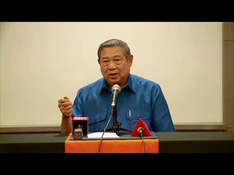 VIRAL, Potongan Video SBY yang di Unggah Tahun 2018