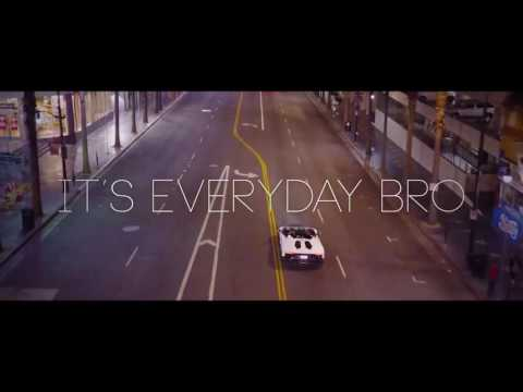 Jake Paul - It's Everyday Bro With No Disney Channel Flow (song) feat team 10 (Music video)