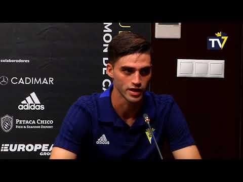 """Carmona ve al Cádiz como el equipo """"adecuado"""" para su carrera"""