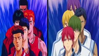 Slam Dunk X Kuroko No Basket Ending 2
