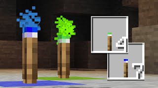 10 New CAVE Update Items in Minecraft 1.14 (Comments to Crafting)