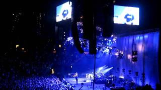 DMB Everyday (audience sing-along portion) - 11/16/10 Philips Arena, Atlanta, GA