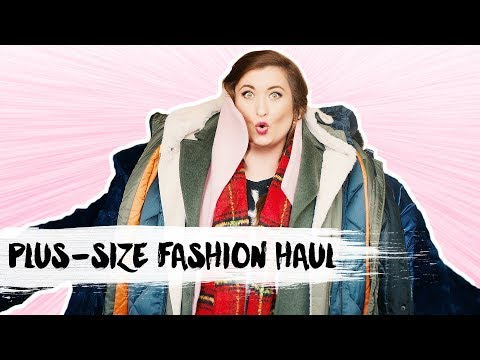 XXL Winterjacken PLUS SIZE Try on Haul deutsch! SchönWild