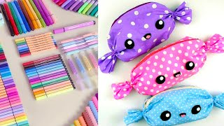 11  Easy DIY School Supplies! Cheap DIY Crafts For Back To School With DIY Lover!
