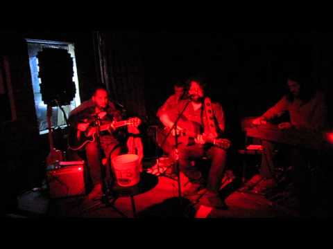 "Bandelier w/ Jesse Aycock - ""On the Creekbed"" - The Colony - Tulsa, OK - 11/15/13"