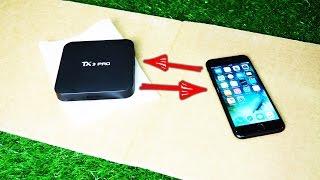 Лайфхак! Как из ТЕЛЕВИЗОРА сделать гигантский iPhone? - Apple TV за 30$!